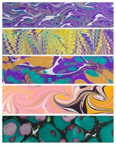 Paper Marbling – Weekend Adult Workshop – Concord Art Association – November 7-8, 2015