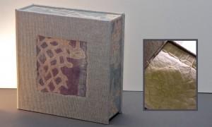 Boxes, Slipcovers, Closures – Hajosy Arts Workshop – Wednesday, July 24