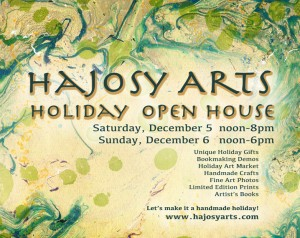 2015 Holiday Open House – December 5/6