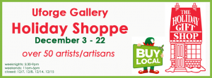 December Events – Holiday Gifts, Arts and Crafts Show/Sale and Hajosy Arts Holiday Open House!