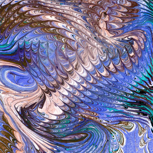 Fuller Craft Museum – Paper Marbling Workshop – February 10