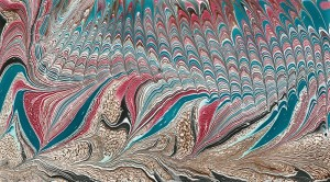 Fuller Craft Museum workshop – Paper Marbling – Saturday, October 7, 2017