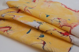 Marbling Fabric Workshop – Eliot School – Sunday, Sept 15