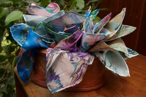 Fabric Marbling Workshop – Saturday, June 15, 2019 – Hajosy Arts