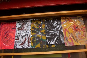 Fuller Craft Museum – Paper Marbling Workshop – Saturday, Sept 29