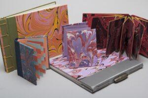 The Marbled Book – Workshop – Fuller Craft