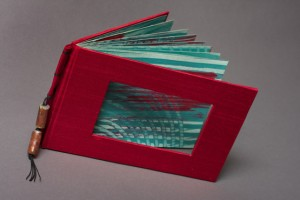 Private Bookmaking Workshop – Hand Sewn Artist's Books with Paste Papers – Sunday, June 26