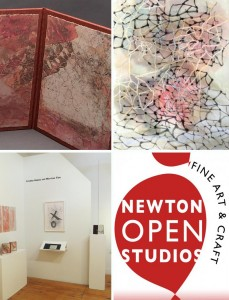 Cristina Hajosy and Wen-Hao Tien – exhibition – Holzwasser Gallery, New Art Center – April 1 to May 17, 2013