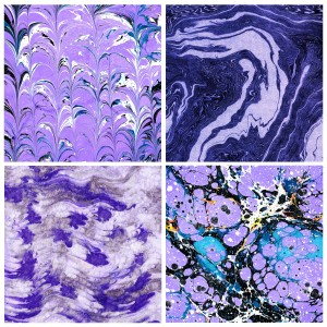 New Marbling Workshop at Fuller Craft Museum – May 6, 2017