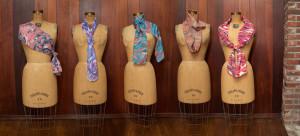 Marbling on Silk Scarves – Thursday, April 9 – Hajosy Arts