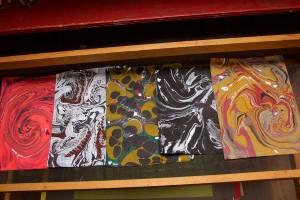Fuller Craft Museum – Paper Marbling Workshop – Saturday, Sept 29