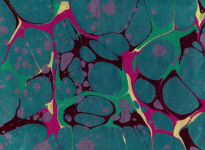 Paper Marbling with Tapas – Friday Night – Sept 20
