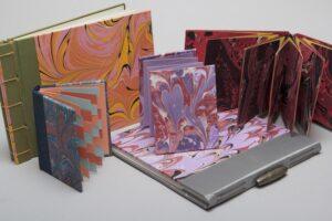 The Marbled Book – Workshop – Fuller Craft