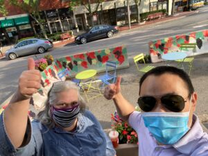 NAA Barrier Painting Project – Summer 2020